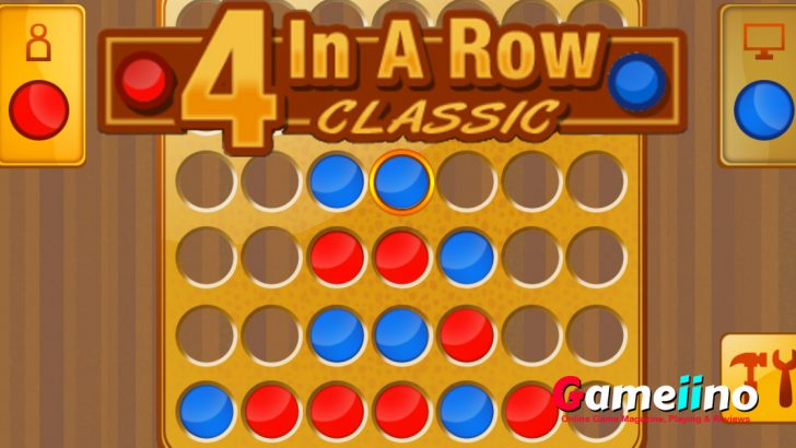 Connect 4 in a row is a famous gaming set for many decades. This is one of the most practiced connect four in a row board game we just have bought for you. - image - Gameiino.com