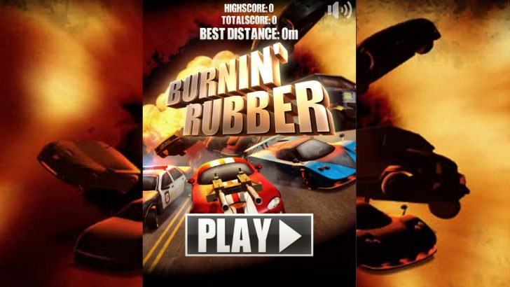 Burnin rubber racing games free is one of the best crazy racing game of all time. You will be shooting smashing and dragging at the same time of driving. - image - Gameiino.com