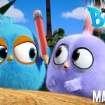 Angry Birds Biues