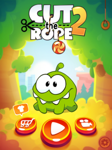 Cut The Rope Splash - Gameiino