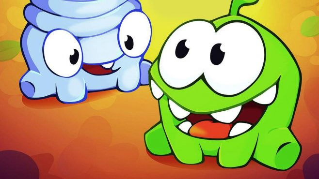 Cut the Rope 2 - Playing With The Gameiino