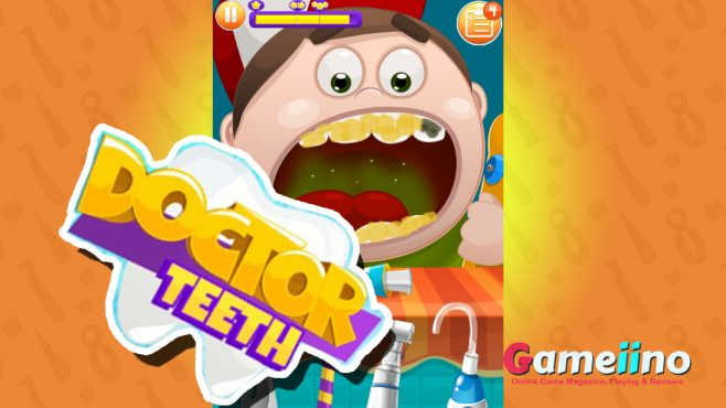 Doctor Teeth Become a dentist and take care of your patients' teeth - Gameiino