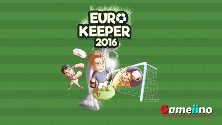 Euro Keeper 2016 Test your reflexes as goal keeper in this fast-paced soccer skill game! - Image - Gameiino