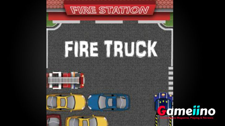 Fire Truck Puzzle Game