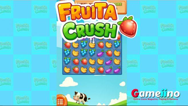 Fruita Crush - Gameiino