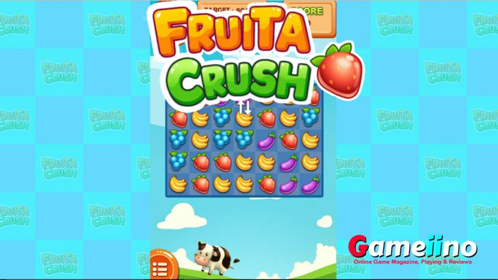 Fruita Crush - Gameiino