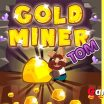 Gold Miner Tom Join Gold Miner Tom in this challening skill game underground - Gameiino