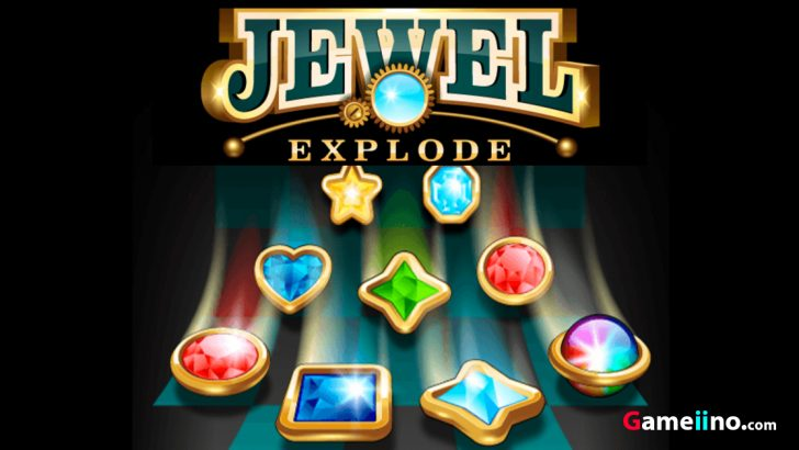 Jewel Explode Combine jewels in this steampunk-themed Match3 game and try to earn as many points as possible! - Image - Gameiino.com