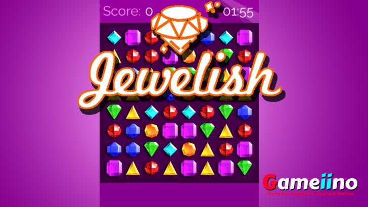 Jewelish match 3 game