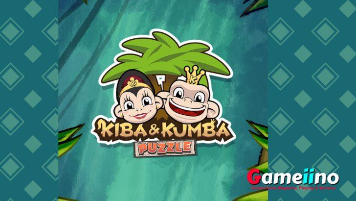 Kiba Kumba Puzzle This is our Kiba&Kumba puzzle game - Gameiino