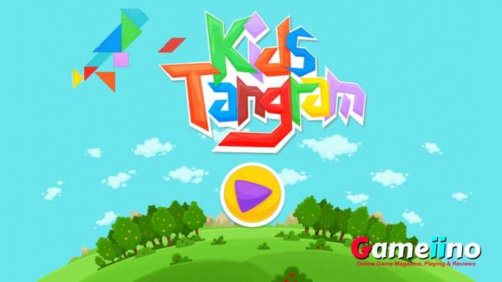 Kids Tangram Puzzle Game - Gameiino