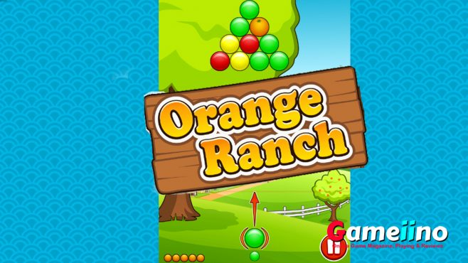 Orange Ranch Match 3 Game