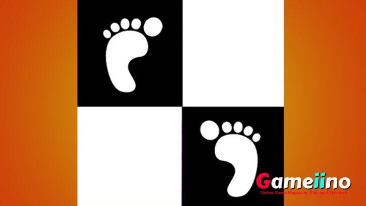 Piano Steps Skill Game - Gameiino