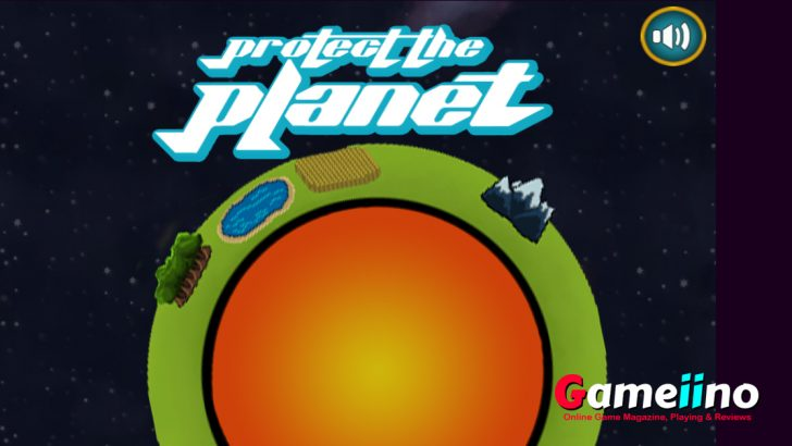 Fend of alien invasions and colliding asteroids while populating the planet with new citizen and buildings. Protect the planet and take action. - image - Gameiino.com