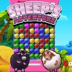 Sheeps Adventure Tap on groups of at least 3 blocks of the same color to remove them from the field and try to complete all level goals - Image - Gameiino