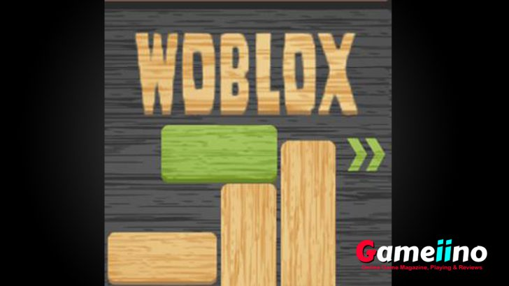 Woblox Park Puzzle Game - Gameiino