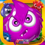 monster Crush Match 3 or more in a cute monster matching puzzle game. - Gameiino