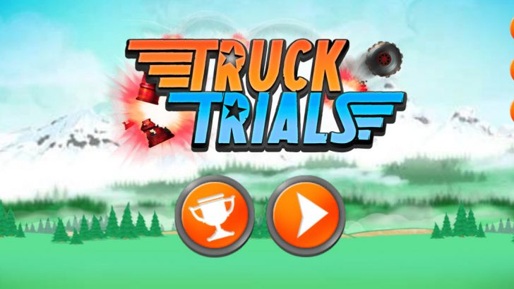 truck Get into your awesome monster truck, crush obstacles and reach the finish line as fast as you can! - Image - Gameiino.com