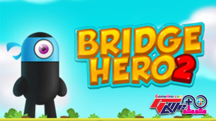 Bridge hero 2 is a building bridge game or golden gate bridge builder action game for you to enjoy and try your measurement accuracy talent. - image - Gameiino.com