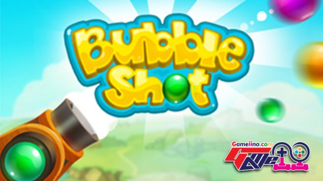 Make your shooting practice more enjoyable with the arcade game bubble shoot. colorful bubbles will come out from the wobble bubble machine play bubble game - image - Gameiino.com