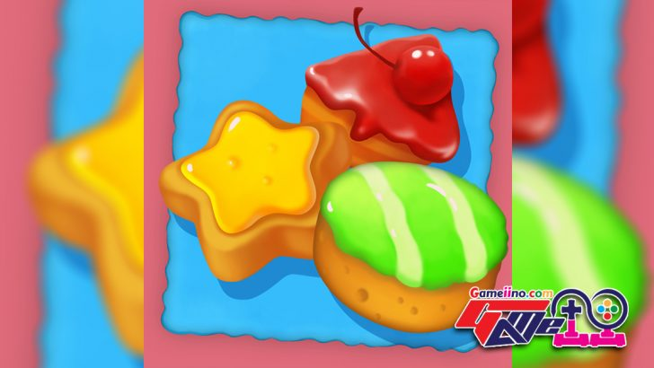 Cookie Crush II, the highly anticipated successor of the most addictive match3
