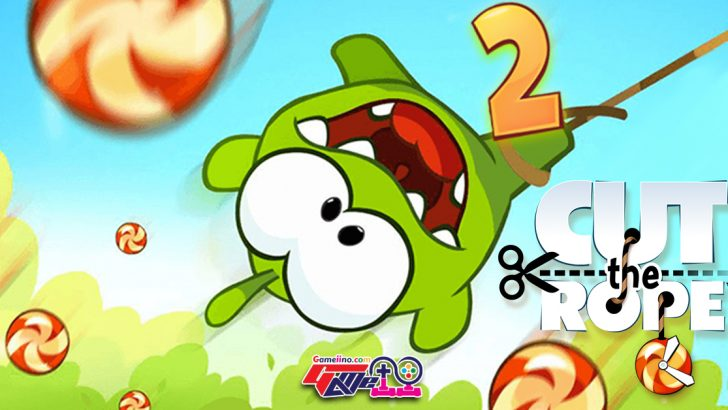 How Zeptolab games rope hero om nom games Can Help You Survive a Filibuster, Cut the Rope 2 is the puzzle game of the chapter series ZeptoLab the adventures - image - Gameiino.com