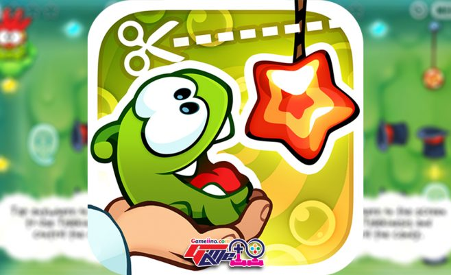 The little green monster Om Nom is back and hungrier than ever ZeptoLab: Cut the Rope Experiments candy loving