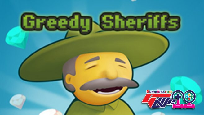 Play Free online puzzles for kids with greedy sheriffs and collect precious diamonds on the way. This is a wonderful free online game for you. - image - Gameiino.com