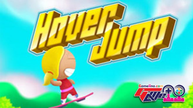 Just jump game experience for the long jump lovers. So make your hover kick and get on board to play and enjoy our beautiful hover game. - image - Gameiino.com
