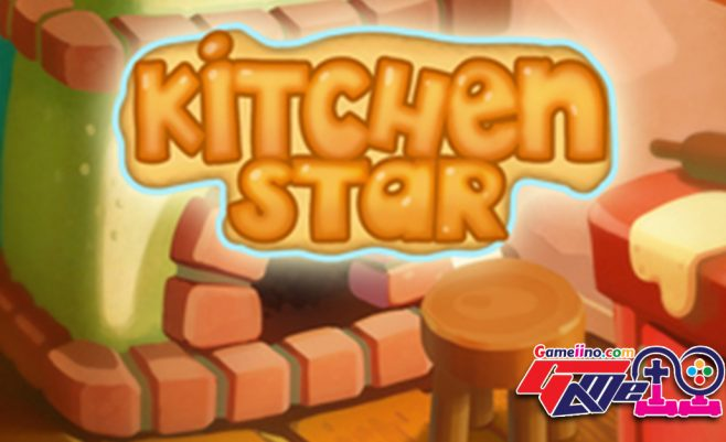 Kitchen Star is a brain teaser game with what is quite literally a totally new twist to the genre.