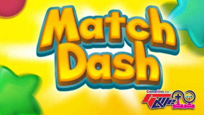 match-dashGeometry is an arcade action game