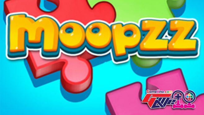 Moopzz is a jigsaw puzzle game