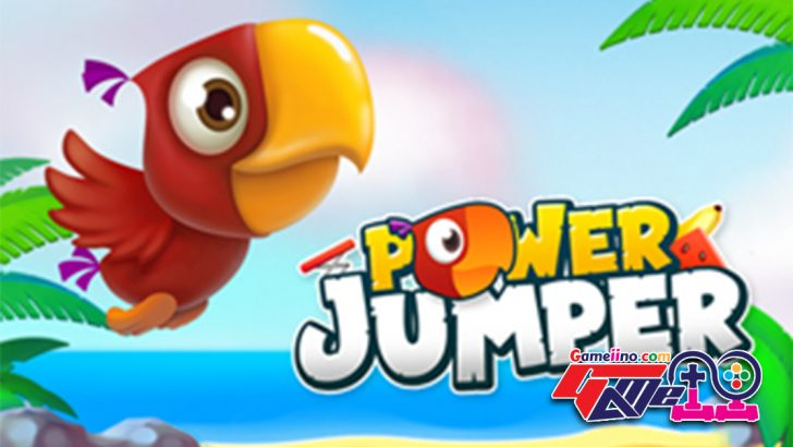 Jump to the beautiful arcade platform cool game and along with wonderful gameplay, keep feeding the cute coco parrot with its favorite banana fruit - image - Gameiino.com