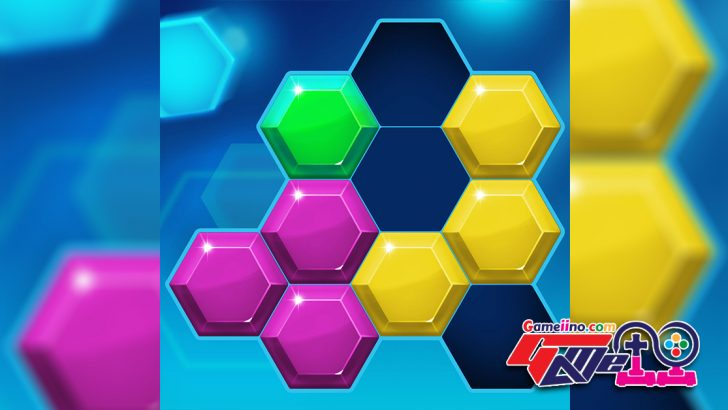 Puzzle Fever: Brand-new Puzzle Game with colorful Hexagons!