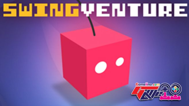 Swing venture is a fast paced skill game