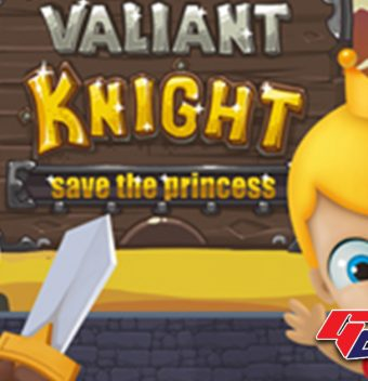 The valiant knight's job is to save the crown princess in the action platform game and to bring her back safe to the princess castle. - Gameiino.com