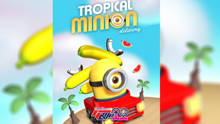 Tropical Minion Here come new ideas for puzzle games Minions Ways browser logical puzzles can increase your productivity