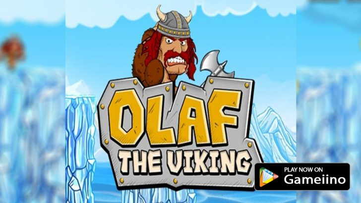 Olaf-The-Viking-Game-play-now-on-gameiino