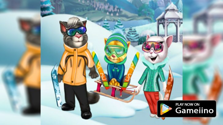 cats-winter-fun-play now on gameiino