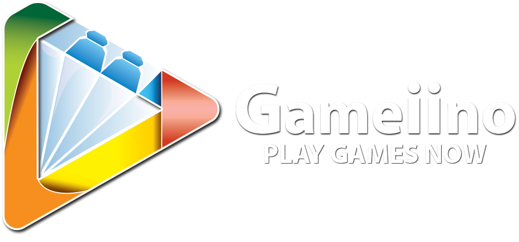 Play all type of games in Gameiino.com - Gameiino Logo - Gameiino.com