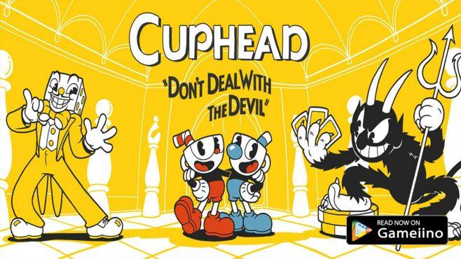 Cuphead - Gameiino