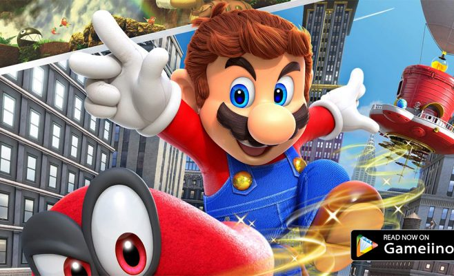 Successful supply of a number of comet titles like Super Mario, Forza, Cuphead best action games highlights this year for Game Industry. Gameiino