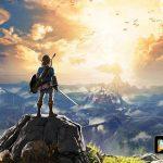 The legend of Zelda Breath of the Wild - Gameiino