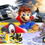 Super Mario, Forza, Cuphead best action games highlights this year for Game Industry. Gameiino