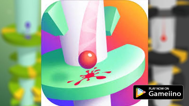 Helix Jump Spiral-play-now-on-gameiino
