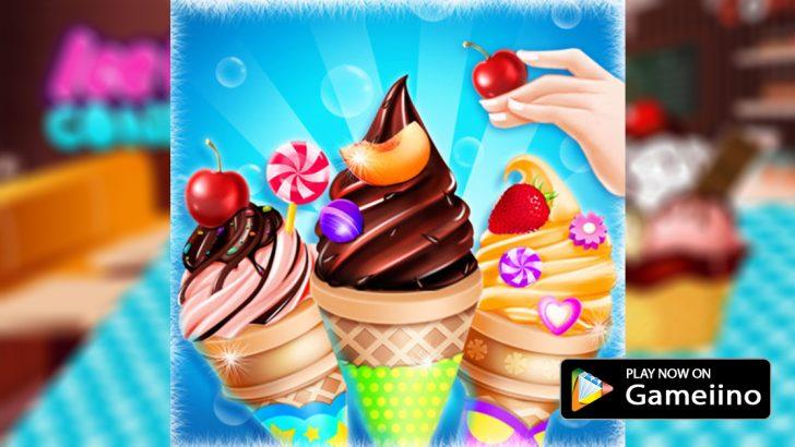Ice-Cream-Cone-Maker-play-now-on-gameiino