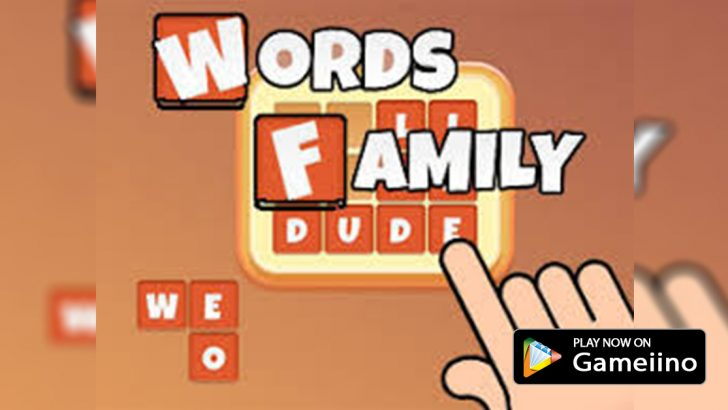Words-Family-play-now-on-gameiino