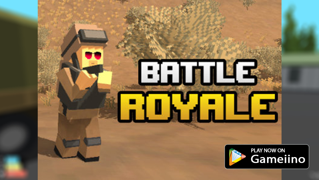 Pixel Battle Royale • Gameiino Play