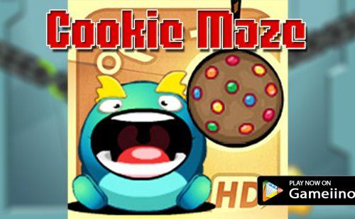 Cookie Maze
