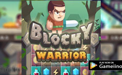 Blocky Warrior